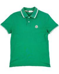 Moncler - Poloshirts - Lyst
