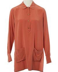 Chanel - Silk Shirt - Lyst
