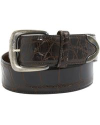 Ralph Lauren Collection - Leather Belt - Lyst