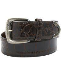 Ralph Lauren Collection - Leather Belt - Lyst