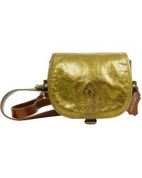 Comme des Garçons - Pre-owned Leather Handbag - Lyst