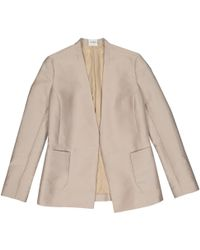 Vilshenko - Pre-owned Beige Cotton Jackets - Lyst