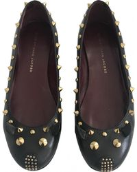 Marc By Marc Jacobs - Pre-owned Leather Ballet Flats - Lyst