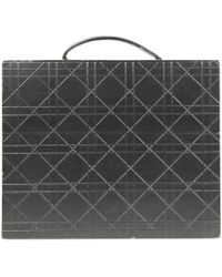 Dior | Pre-owned Leather Vanity Case | Lyst