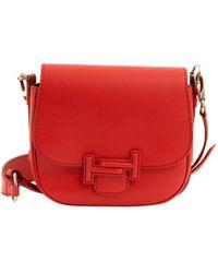Tod's - Leather Crossbody Bag - Lyst