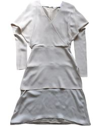 Chloé - Pre-owned Mid-length Dress - Lyst