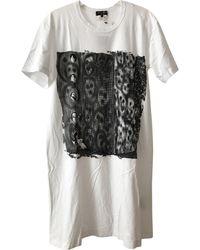 Comme des Garçons - White Cotton T-shirts - Lyst