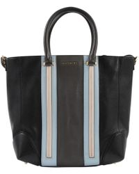 d231244da9ef Givenchy Zip Detail Tote Bag in Black - Lyst