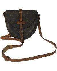 Louis Vuitton Chantilly Cloth Crossbody Bag in Brown - Lyst f2dd2bf609427