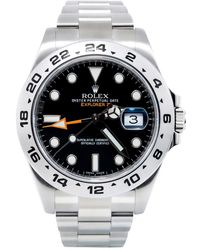 Rolex - Montre Explorer II 42mm - Lyst