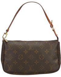 Louis Vuitton - Pochette Accessoire Cloth Clutch Bag - Lyst