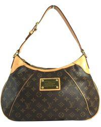 Louis Vuitton - Galliera Cloth Handbag - Lyst
