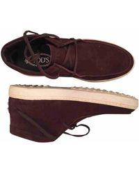 Tod's - Chukka Boots - Lyst