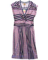 Tory Burch - Silk Mid-length Dress - Lyst
