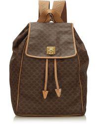 Céline - Ring Backpack - Lyst