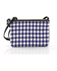 Céline - Trio Cloth Handbag - Lyst