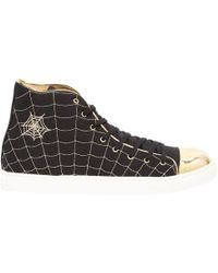 Charlotte Olympia - Cloth Trainers - Lyst