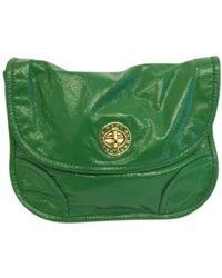 Marc By Marc Jacobs - Green Patent Leather - Lyst