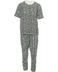 Stella McCartney - Silk Jumpsuit - Lyst
