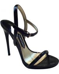 Tom Ford - Leather Sandals - Lyst