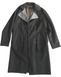 Louis Vuitton | Pre-owned Wool Coat | Lyst