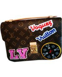 Louis Vuitton - Metis Cloth Handbag - Lyst