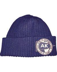 A.P.C. - X KANYE beanie hat - Lyst