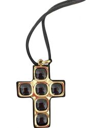 Pomellato - Other Yellow Gold Necklace - Lyst