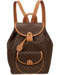 Céline - Pre-owned Cloth Backpack - Lyst