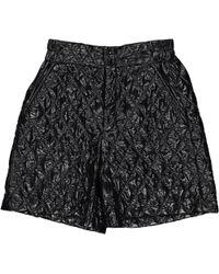 Moncler - Pantalón corto - Lyst