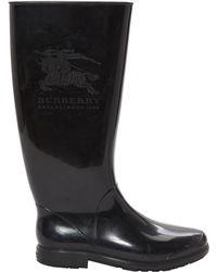 Burberry - Bottes de pluie - Lyst