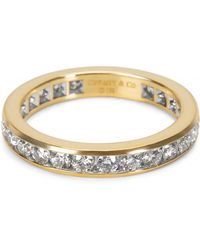 Tiffany & Co. - Gold Yellow Gold Ring - Lyst