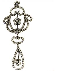 Dior - Pre-owned Pin & Brooche - Lyst