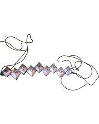 Jean Paul Gaultier - Necklace - Lyst