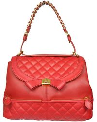 Moschino - Pre-owned Red Leather Handbags - Lyst