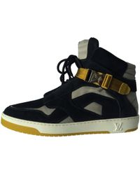 Louis Vuitton - High Trainers - Lyst