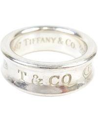 Tiffany & Co. - Tiffany 1837 Silver Ring - Lyst