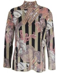 Jean Paul Gaultier - Pre-owned Vintage Multicolour Wool Knitwear - Lyst