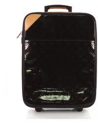 Louis Vuitton - Pegase Patent Leather Travel Bag - Lyst
