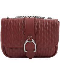 Longchamp - Leather Crossbody Bag - Lyst