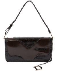 Dior - Leather Clutch Bag - Lyst
