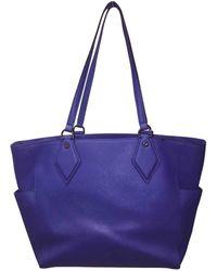 Diane von Furstenberg - Leather Bag - Lyst