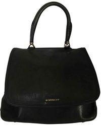 Givenchy - Pandora Black Leather Handbag - Lyst
