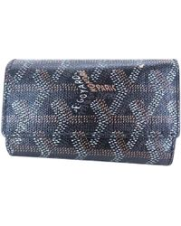Goyard - Black Cloth Purses, Wallets & Cases - Lyst