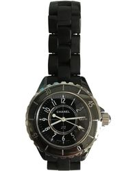 Chanel - J12 Automatique Ceramic Watch - Lyst