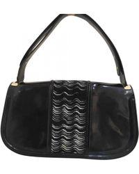 Missoni - Black Leather Handbag - Lyst