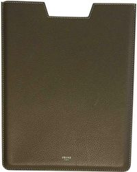 Céline - Leather Ipad Case - Lyst