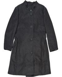 Chloé - Silk Coat - Lyst