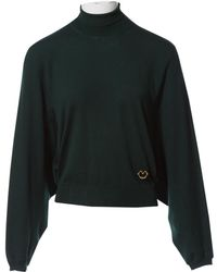 Louis Vuitton - Pre-owned Wool Jumper - Lyst