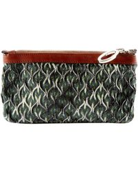 Missoni - Wool Clutch Bag - Lyst